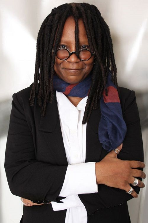Whoopi Goldberg (born November 13, 1955),known professionally as Whoopi Goldberg), is an American actress, comedian, author and television host. She has been nominated for 13 Emmy Awards for her work in television and is one of the few entertainers who has won an Emmy Award, a Grammy Award, an Oscar, and a Tony Award. She was the second black woman in the history of the Academy Awards to win an acting Oscar.