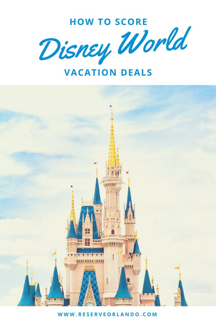Finding the top Disney World vacation deals can be a challenge. That is, unless you use these tips and tricks from Reserve Orlando.