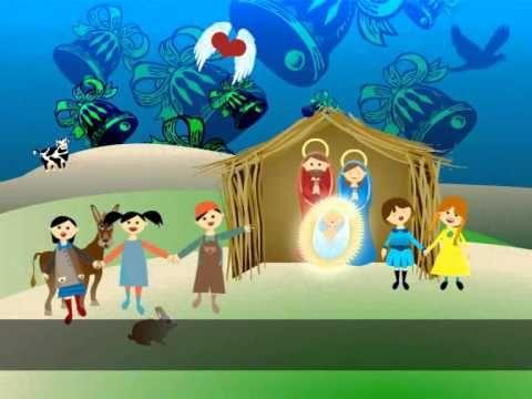 Caixinha de Sonhos - Festa de Natal - Nasceu o Rei Dos Reis - YouTube