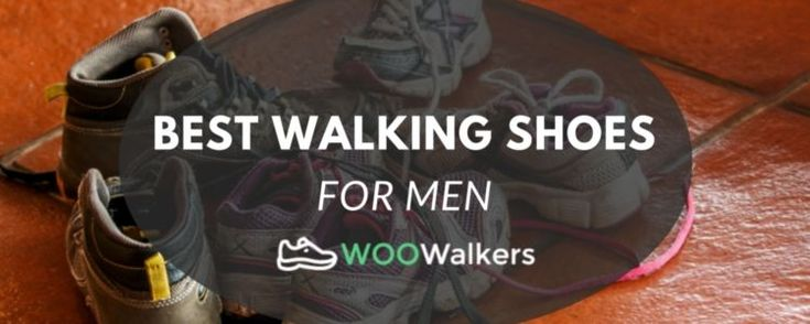 What are the best walking shoes for men? ✓ What features do they have? Read this article to find out which pair is the right one for YOUR feet. ✓