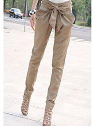 Women's Casual Inelastic Thin Harem Pants ( Cotto... – EUR € 8.63