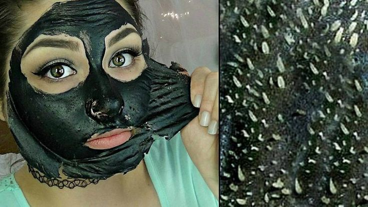 La recette d'un excellent masque peel-off au charbon pour nettoyer les pores et retirer les points noirs - Astuces de grand mère #cosmetics #makeup #cosmeticos #ageless #jeunesse #fragrances #perfumes #michaelkors