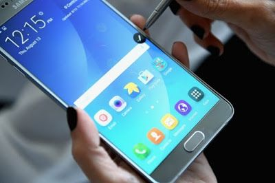 Brigadier Android : Galaxy Note 5 launched in India starting at Rs.53,...