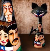 Gato Chileno! Traidor! by Yessica Saravia