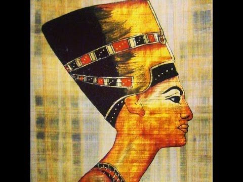 Nefertiti documental español - YouTube