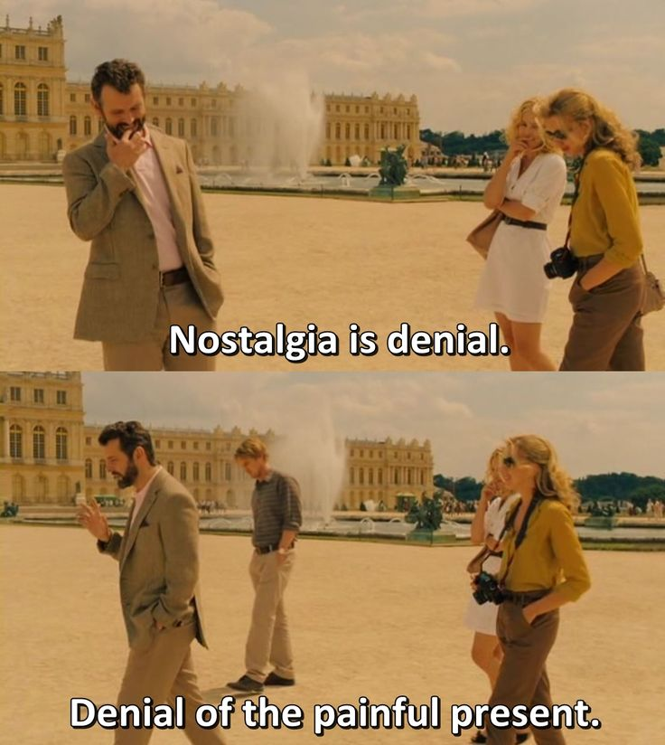 - Midnight in Paris 2011 Dir. Woody Allen