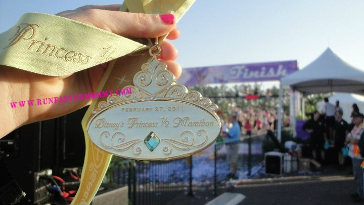 Run the Disney Princess half marathon. ive been wanting to do a disney half for a year :) will do one