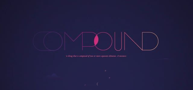 A short Movie inspired by summer sights and mosquitos who punctually join along. 'Compound' is a mixture of scenarios and colourful shades expressed by extraordinary natural events.   Direction: Hello Savants Design & Illustration: Giulio Mencaroni, Francesco Castellani Music & Sound Design: Nicola Toccaceli Year: 2015