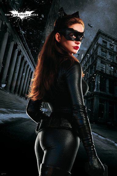 catwoman dark night rises  | The Dark Knight Rises - Poster 11 - Catwoman