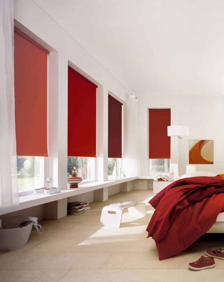 26 best Cortinas Rolô images on Pinterest Blinds, Shades and - schlafzimmer bei roller