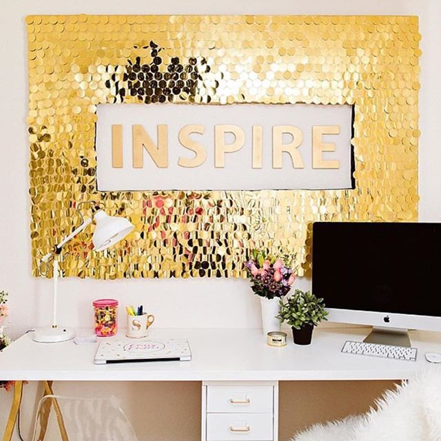 dreaming of a perfect office monday were - Office Decor