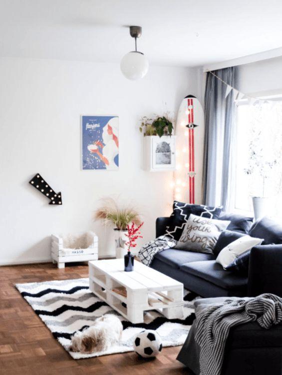 Die besten 25+ Matratze mit doppelter größe Ideen auf Pinterest - grose couch kleines wohnzimmer