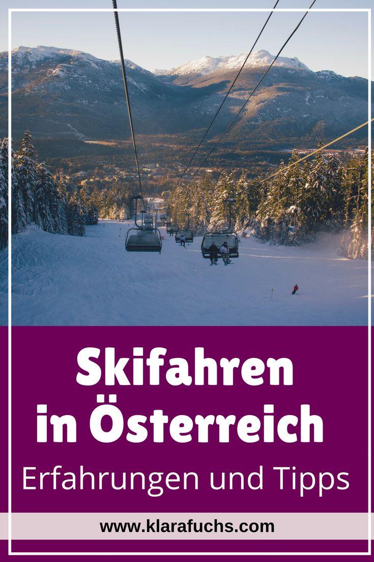 Warum ich im Winter super gerne skifahre - Mein perfekter Skitag . Wintersport in Österreich, outdoor in die Berge. - KlaraFuchs.com #outdoor #skifahren #Österreich #Alpen #berge #skitag #wintersport #winter #schnee