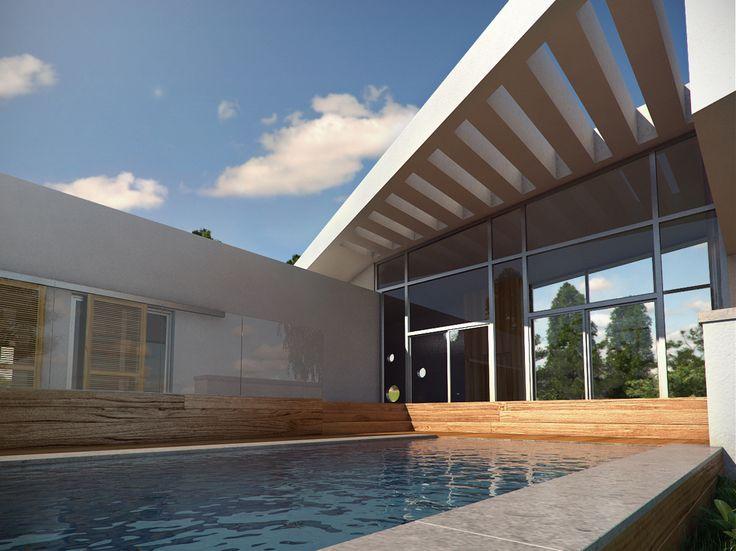 3D Real Estate Markeing Rendering