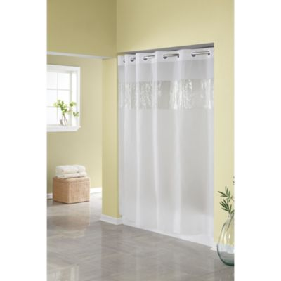 84 Inch Curved Shower Curtain Rod 80-Inch Shower Curtains