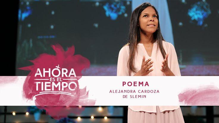 Mujer Verdadera '15: Alejandra Cardoza de Slemin   Poema