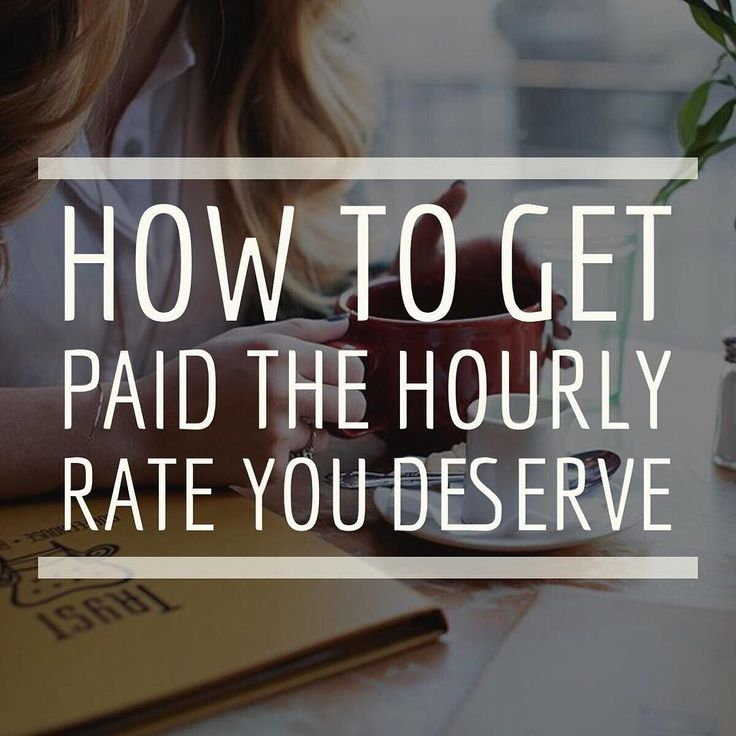 #Freelancers - double tap if it's time you started getting paid the hourly rate you deserve!  We'll show you how on our blog link in bio  ... #freelance #freelancelife #saynotospec #business #businesscoach #mondaymotivation #businessowner #businessminded #businesslife #consultant #creativeconsultant #growcreative #creativeminds #motivational #blogger #bloggerslife #bosslife #ownboss #entrepreneur #entrepreneurship #entrepreneurlife #selfemployed #motivation #smallbusinesssaturday #smallbiz…