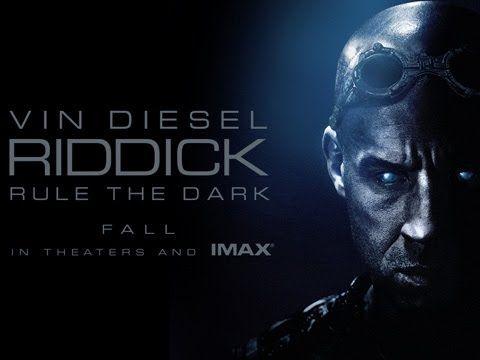 Riddick - Debut Trailer