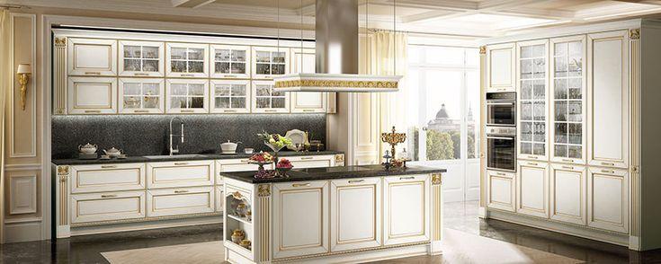 cucina classica bianca 30 | cucine | pinterest | cucina - Cucina Classica Bianca