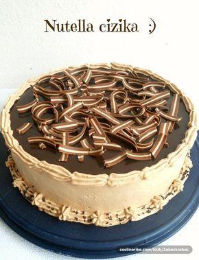 Úžasná nepečená torta s Nutellou, ktorú si zamilujete | Chillin.sk