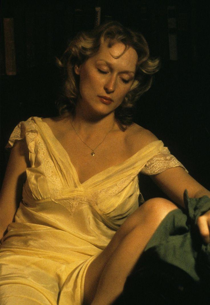 Meryl Streep in Sophie's Choice directed by Alan J. Pakula, 1982