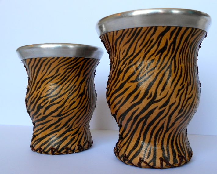 Mate animal print nº5 Grande CL$12.990.- Chico CL$10.990.-
