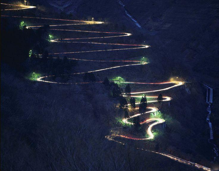 """Résultat de recherche d'images pour """"ROUTES : Japon, route d'Irohazaka"""""""