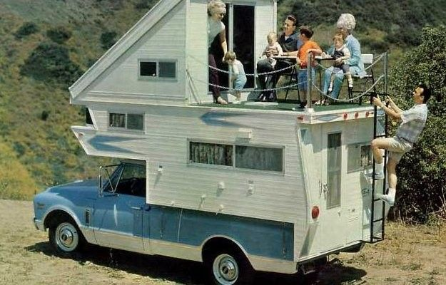 Not sure how safe this camper would be.. but it's amazing!