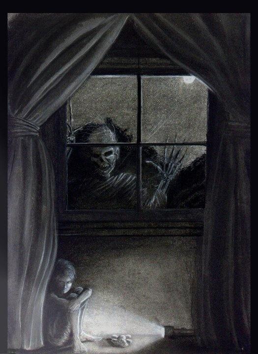 "Ponure Poniedziałki: Hector Hugh Munro (Saki) ""Otwarte okno"""