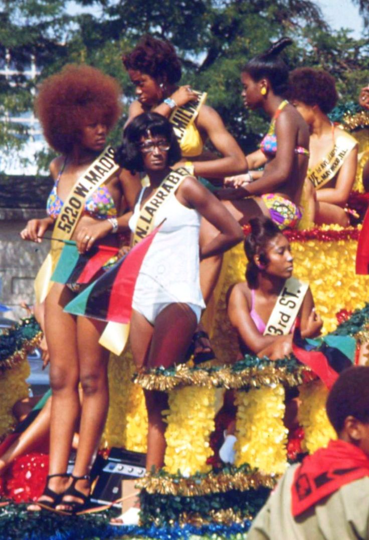 17 best images about vintage miss black america homecoming queens blackhistoryalbum little miss southside i luv the beauty pageant contest riding a parade float at the bud billiken day parade along dr martin l king