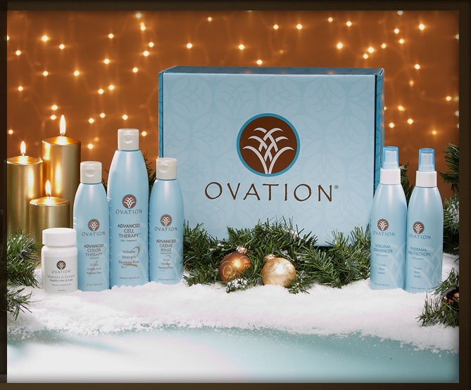 Welcome to Ovation Hair® :: Ovation Cell Therapy® System