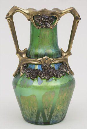 Miniatur-Vase / Miniature Vase, Loetz Wwe.,