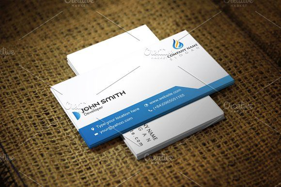 The 886 best business card template images on pinterest business blide business card template reheart Image collections