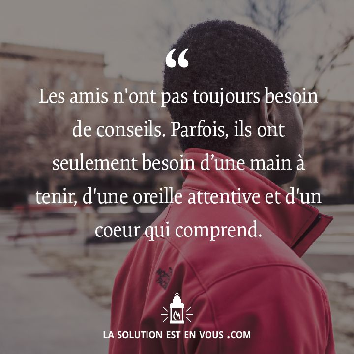 Préférence 239 best Friendship quotes ✮ Amitié citations images on Pinterest  FQ98