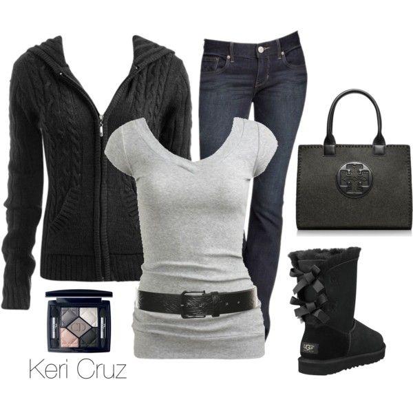 Fall Fashion, created by keri-cruz on Polyvore