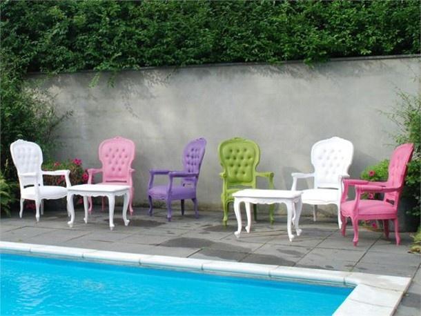 Plastic Fantastic: de stoelen voor binnen én buiten van Jasper van Grootel