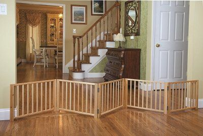 Four Paws Free Standing Walk Over Gate   : Cats furniture
