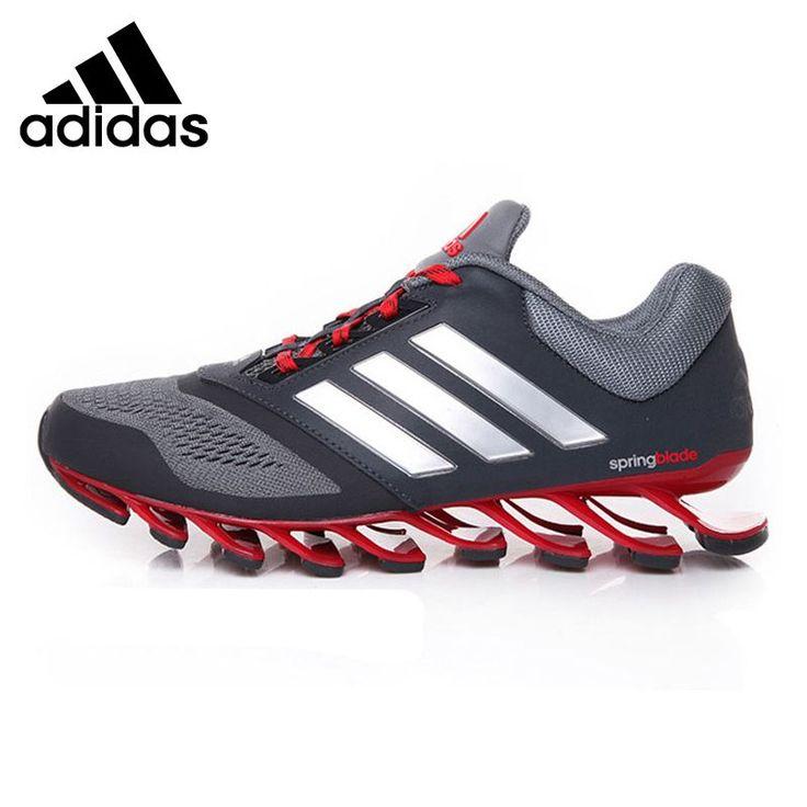 Original de la nueva llegada adidas springblade zapatos corrientes de los hombres zapatillas de deporte