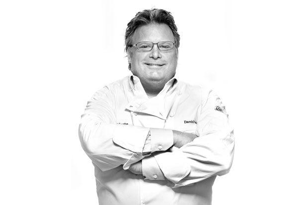 Chef David Burke of David Burke Kitchen, David Burke Townhouse, and Fishtail (Among Others)