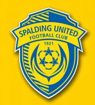 1921, Spalding United F.C. (England) #SpaldingUnitedFC #England #UnitedKingdom (L16479)