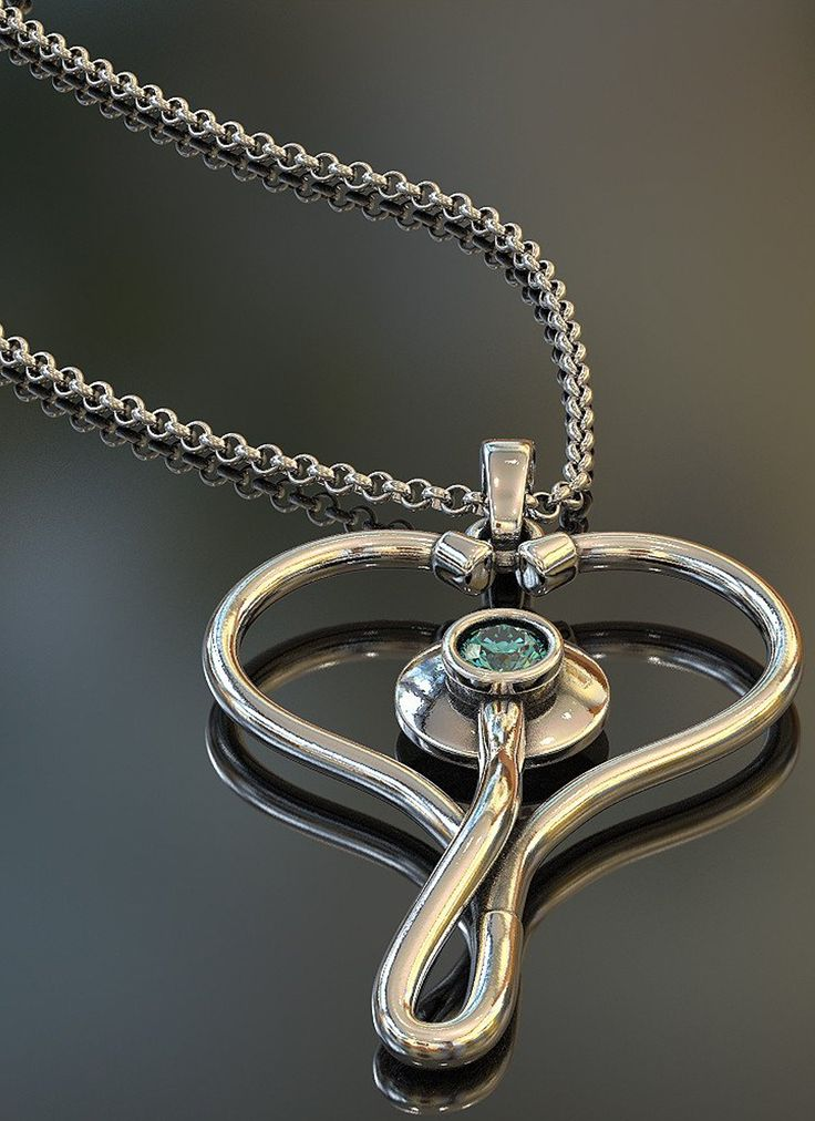 Nurses are going CRAZY over these Custom Made Limited Edition Birthstone Necklaces! These are not sold in stores! <3 :)