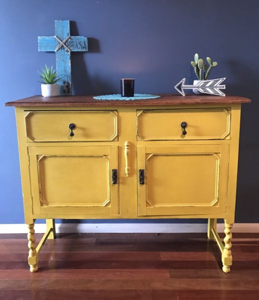 17 Best Ideas About Antique Sideboard On Pinterest