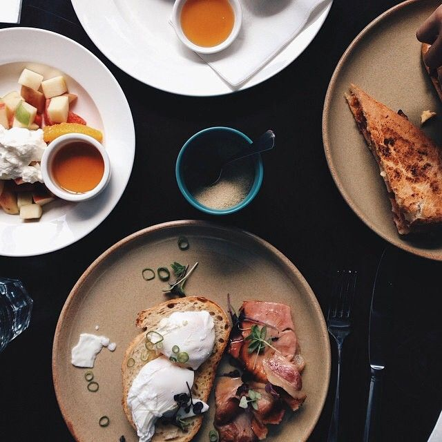 Instagrammer marsh_and_rowe and friends loved their breakfast at The Merchant on the Kingston Foreshore. We love seeing your #localscan photos everyone, so keep them coming! #visitcanberra