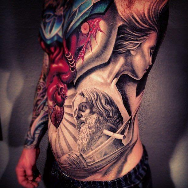 By Nikko Hurtado. | Tattoos | Pinterest