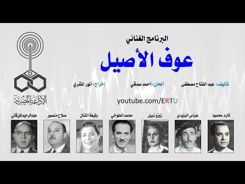 البرنامج الغنائي: عوف الأصيل - YouTube