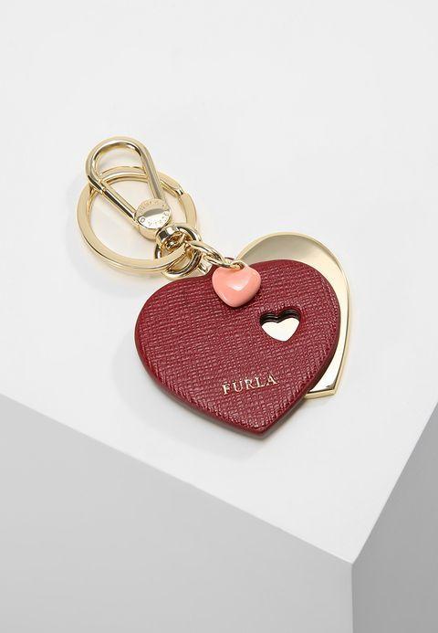 Köp Furla VENUS KEYRING DOPPIO CUORE - Nyckelringar - ciliegia för 499,00 kr (2017-12-06) fraktfritt på Zalando.se