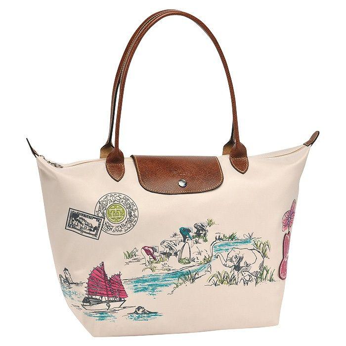 Attractive and elegant Longchamp Bag!