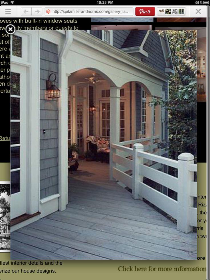 Haus | Pinterest | Porch, House Porch And House