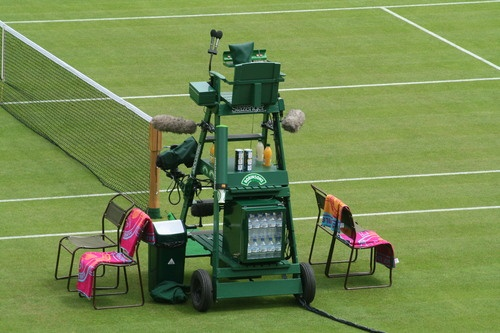 Tennis Umpires chair | Tennis | Pinterest | Tennis and Chairs