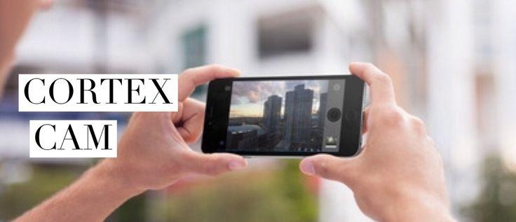 Cortex Cam app